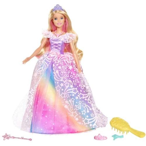 Barbie Dreamtopia - Boneca Princesa Vestido Brilhante Gfr45 - MATTEL