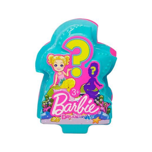 Barbie Dreamtopia Sereia Surpresa - Mattel
