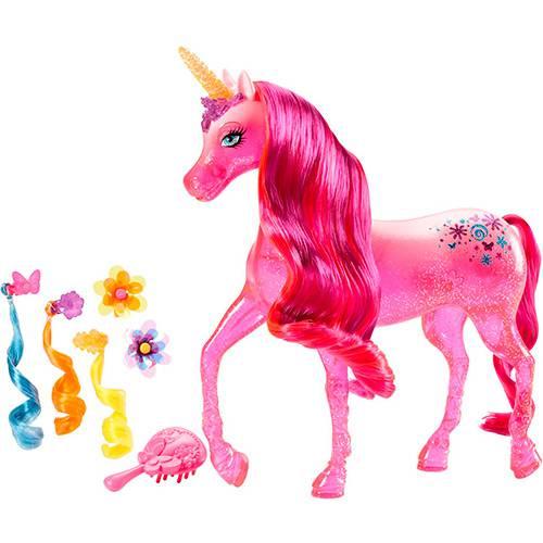 Barbie e o Portal Secreto - Unicórnio - Mattel