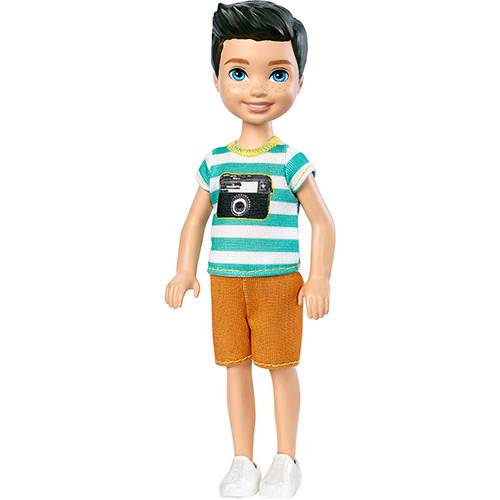 Barbie Família Chelsea Amigo - Mattel