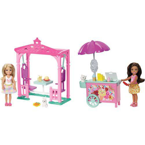 Barbie Family Conjuntos da Chelsea