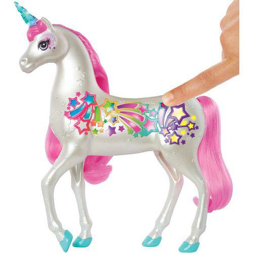 Barbie Fan Unicornio Brilhante