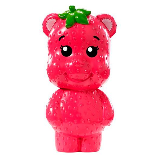 Barbie Fantasia Mini Bichinhos Urso Morango - Mattel
