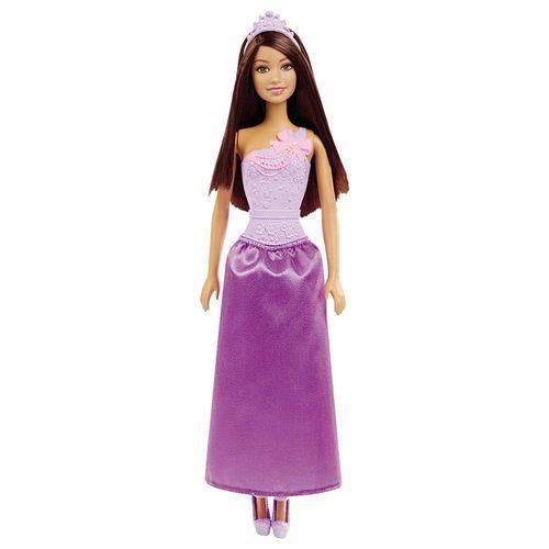 Barbie Fantasia Princesas Roxa - Mattel