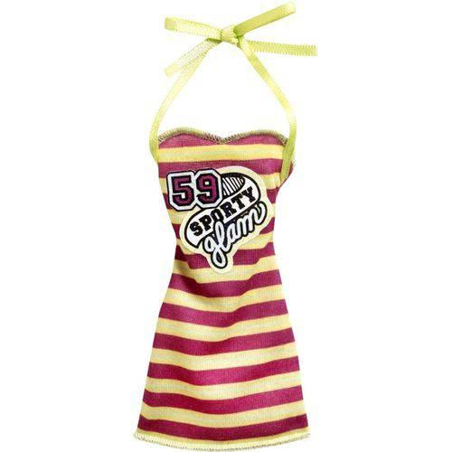 Barbie Fashion And Beauty Roupinhas - Vestido