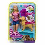Barbie Filhotinhos Recem-nascidos Mattel Fbn17