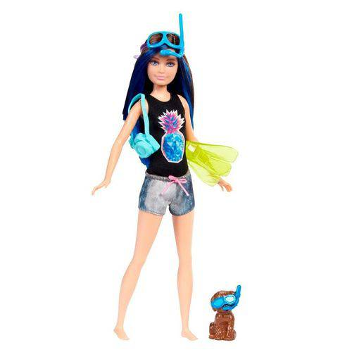 Barbie Filme Amigas Aquaticas Fbd68 Mattel