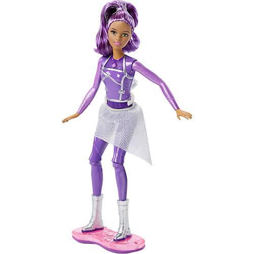 Barbie Filme Aventura Nas Estrelas Amiga com Hoverboard - Mattel
