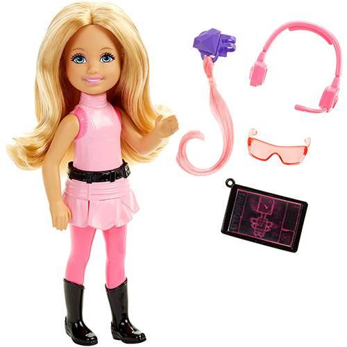 Barbie Filme Pequenas Espiãs Rosa - Mattel