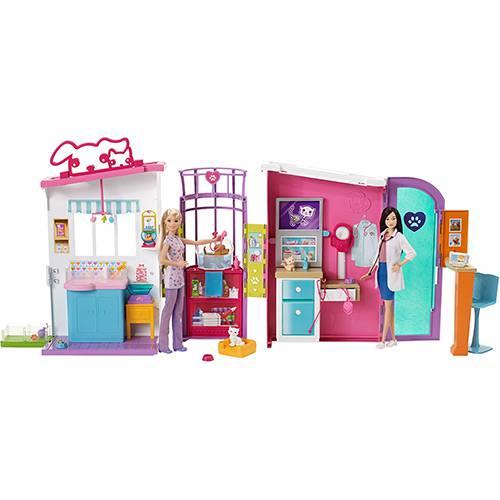 Barbie Hospital dos Bichinhos - Mattel