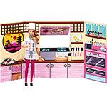Barbie Massinha Food Truck Comidinhas Japonesas Sushi - Barbie