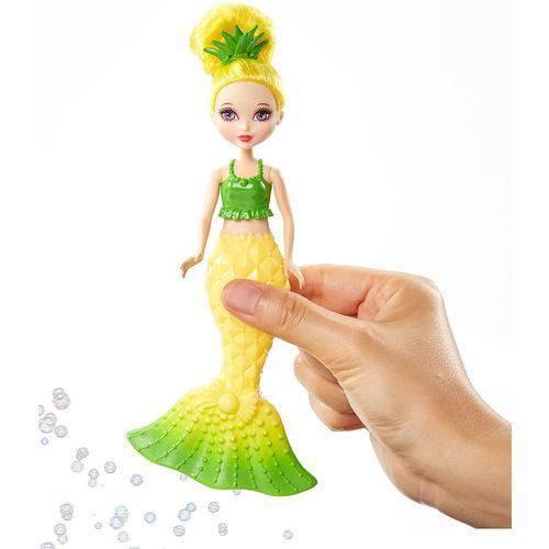 Barbie Mini Sereias Bolhas Magicas Abacaxi Mattel Dvm97/dvm99 63529