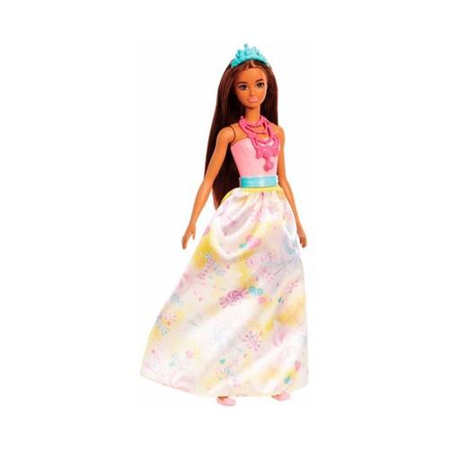 Barbie Princesa FJC94 Mattel Pink Pink
