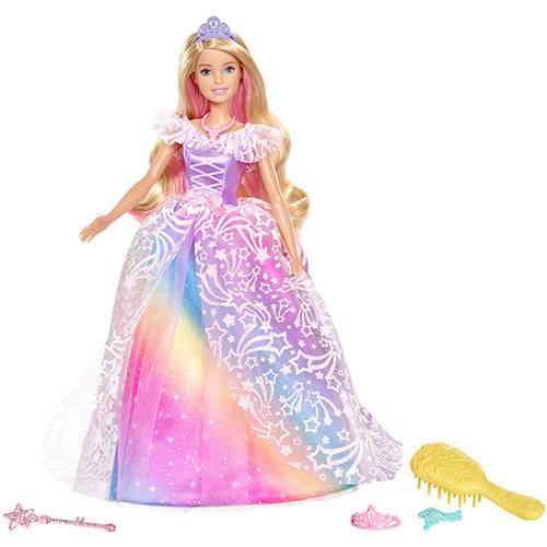 Barbie Princesa Vestido Brilhante Gfr45 - Mattel