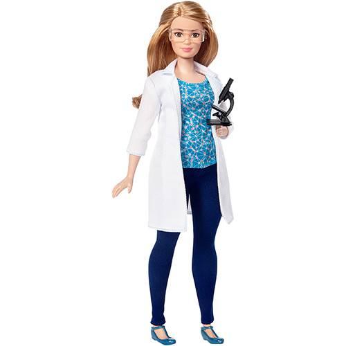 Barbie Profissões Cientista - Mattel
