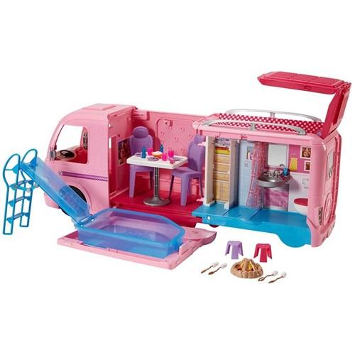 Barbie Real - Trailer dos Sonhos Fbr34 - MATTEL