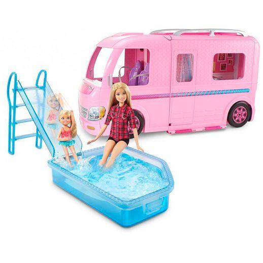 Barbie Real Trailer dos Sonhos - Mattel