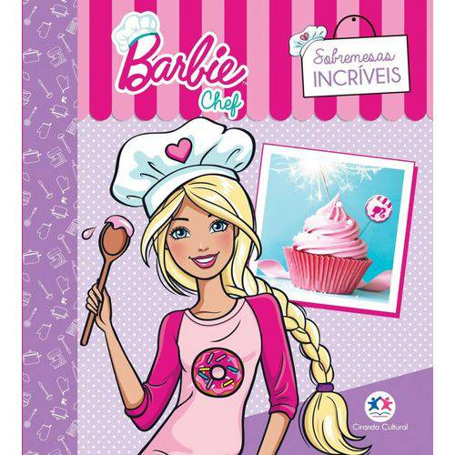 Barbie - Sobremesas Incríveis