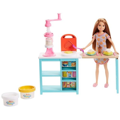 Barbie Stacie Estação de Doces Mattel Rosa