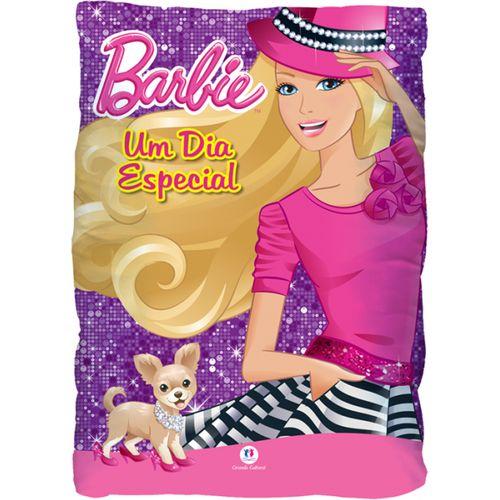 Barbie: um Dia Especial - Livro Travesseiro