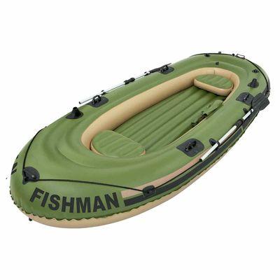 Barco Fishman 400 Kg com Remo Mor 001855 001855