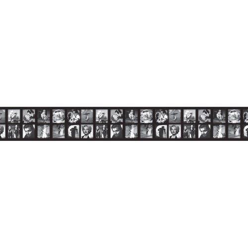 Barra Adesiva para Decoupage Litocart 44 X 4 Cm - Modelo Lb-240 Cinema
