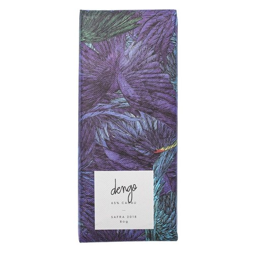 Barra Chocolate Amargo 65% Cacau 80g
