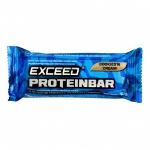 Barra de Proteína Exceed Proteibar Cookies 40g