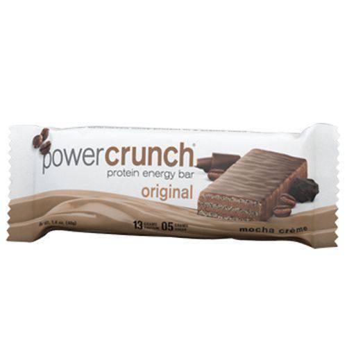 Barra de Proteina Power Crunch - Mocha Creme 1 Unidade - BNRG