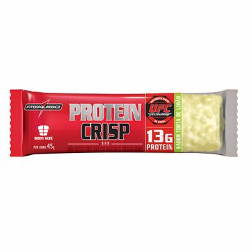 Barra de Proteína Protein Crisp Torta de Limão 45g