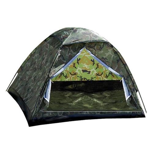 Barraca Camping Camuflada Pantanal 3 Pessoas 9031 Mor DIVERSOS
