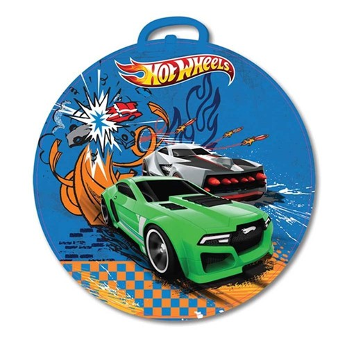 Barraca Infantil com 50 Bolinhas HOT Wheels FUN 7786-0