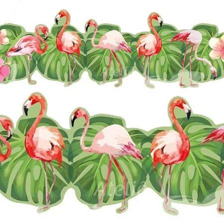 Barrado Pronto Flamingo - Isamara Custódio