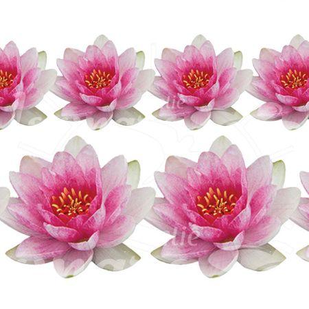 Barrado Pronto Flor de Lis - Isamara Custódio