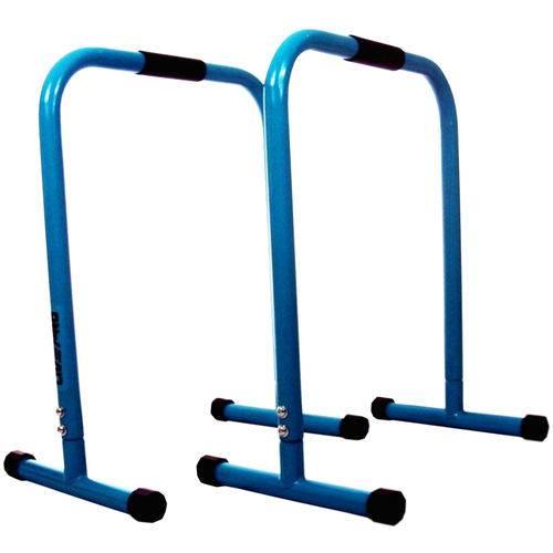 Barras Paralelas de Chão Liveup Equalizer Lp8161 com Altura Ajustável