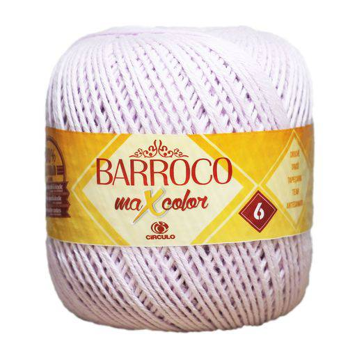 Barroco Maxcolor Candy Colors Nº 6 200g