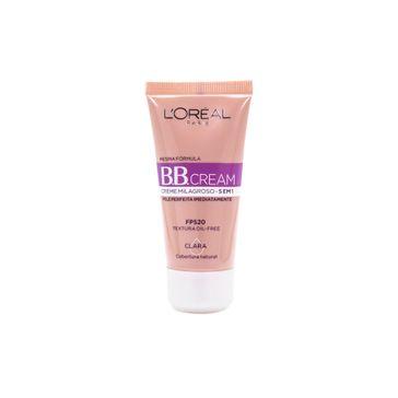 Base BB Cream Loreal Clara 30ml