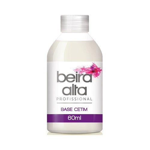 Base Beira Alta Cetim Branco 60ml