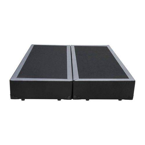 Base Box King 38x193x203 Preto