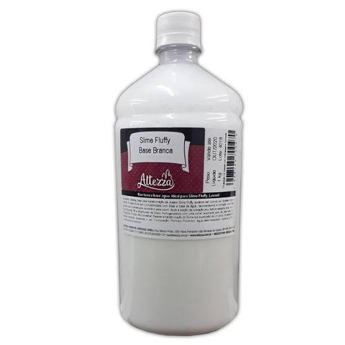 Base Branca Slime Altezza Fluffy 1kg