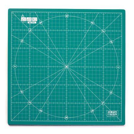 Base de Corte Giratória Prym By Olfa - 30x30cm