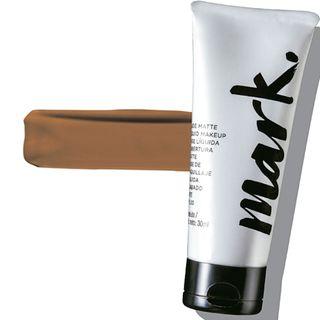 Base Líquida Cobertura Matte Mark FPS 20 30ml - Chocolate