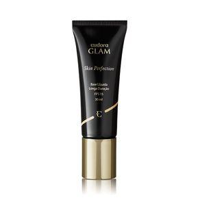 Base Líquida Skin Perfection Glam FPS15 Bege Claro 2 30ml