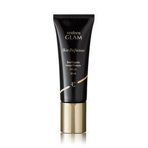 Base Líquida Skin Perfection Glam FPS15 Bege Claro 3 30ml
