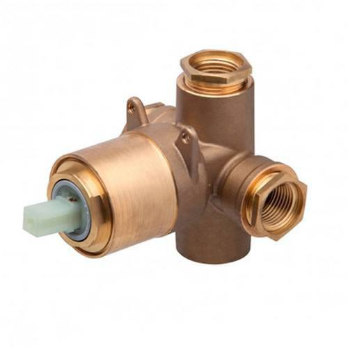 Base Misturador Monocomando para Chuveiro ou Banheira 1/2 e 3/4 - Docol