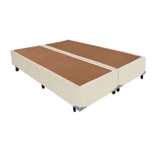 Base para Cama Box King Lais Palha