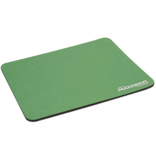 Base para Mouse Mini - Mouse Pad - Antiaderente - Verde - Maxprint