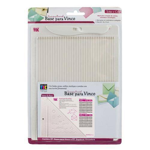 Base para Vinco 180 X 140 Mm (Scoring Board) Toke e Crie - 17672 - Di115