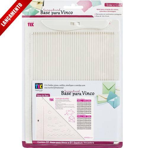 Base para Vinco 180 X 140mm (scoring Board) 17672 Di115 - Toke e Crie