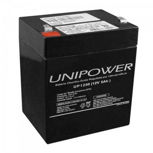 Bat Selada Unipower 12v/5a Up1250